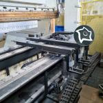 Листогибочный гидравлический пресс с ЧПУ HAMMERLE BM 200-3100