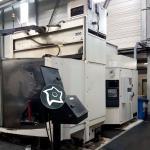Обрабатывающий центр горизонтальный HELLER MCP 300