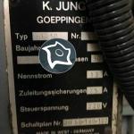 Плоскошлифовальный станок горизонтальный Jung HF 50 NE