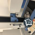 Станок для испытания зубчатых колес Höfler EMZ 402