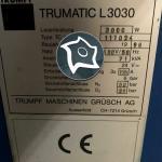 Станок для лазерной резки с ЧПУ TRUMPF TRUMATIC 3030