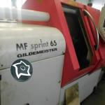 Станок токарный с ЧПУ и приводным инструментом DMG GILDEMEISTER MF Sprint 65 V3