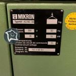 Станок универсальный фрезерный с ЧПУ MIKRON WF 41 C