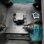 Токарно-фрезерный центр с ЧПУ INDEX G 200-8