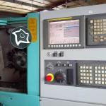 Токарно-фрезерный центр с ЧПУ INDEX MC 200