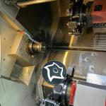 Токарно-фрезерный обрабатывающий центр c ЧПУ EMCO Hyperturn 665MC Plus