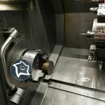 Токарно-фрезерный обрабатывающий центр c ЧПУ Mori Seiki NL-3000 Y/700