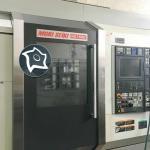Токарно-фрезерный обрабатывающий центр c ЧПУ MORI SEIKI NZ 1500 T2