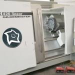 Токарно-фрезерный обрабатывающий центр DMG Gildemeister CTX 420 Linear