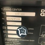 Токарно-фрезерный станок с ЧПУ Gildemeister NEF 400 V3