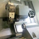 Токарно-фрезерный станок с ЧПУ HAAS ST 45