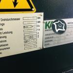 Токарный цикличный станок KAMI DKM 500 S