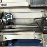 Токарный цикличный станок с ЧПУ Gildemeister NEF Plus 500