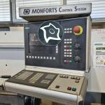 Токарный цикличный станок с ЧПУ Monforts KNC 5 S