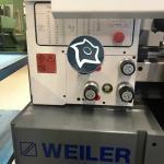 Токарный цикличный станок с ЧПУ WEILER Praktikant VC Plus