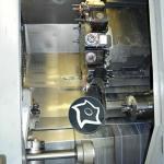 Токарный обрабатывающий центр с осью Y с ЧПУ Mazak SQT-200 MSY