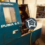 Токарный станок с ЧПУ DOOSAN DAEWOO PUMA 6S