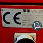 Токарный станок с ЧПУ EMCO Turn 325-II