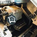 Токарный станок с ЧПУ Hyundai HIT 8S