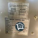 Токарный станок с ЧПУ Mazak QT 6