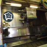 Токарный станок с ЧПУ, осью С и приводным инструментом Emco Emcoturn 900