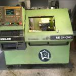 Токарный станок с ЧПУ Weiler UD 24 CNC