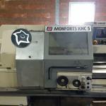 Токарный станок с циклическим управлением MONFORTS KNC 5/1500