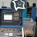 Токарный станок с приводным инструментом и ЧПУ NILES N 22