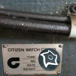 Токарный станок швейцарского типа CITIZEN L 25-VII
