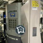 Токарный станок вертикальный с ЧПУ Okuma V-Turn LVT 300-M
