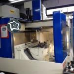 Универсально-фрезерный обрабатывающий центр с ЧПУ HURON KX 15