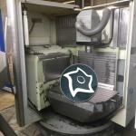 Универсально-фрезерный станок с ЧПУ Deckel Maho DMU 60 T
