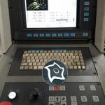 Универсально-фрезерный станок с ЧПУ Deckel Maho DMU 80 P