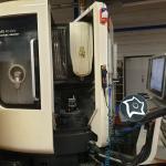 Универсально-фрезерный станок с ЧПУ DMG DECKEL MAHO DMU 40 EVO