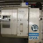 Универсально-фрезерный станок с ЧПУ HAMAI MC-3VA