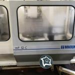 Универсально-фрезерный станок с ЧПУ Mikron WF 52 C
