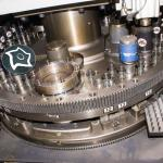 Универсальный пробивной пресс с ЧПУ LVD SIENA 1225 TK