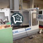 Вертикально-фрезерный обрабатывающий центр MIKRON HAAS VCE 1250
