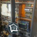 Вертикально-фрезерный станок с ЧПУ CHIRON FZ 22 S