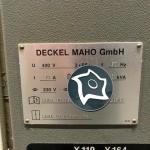 Вертикально-фрезерный станок с ЧПУ Deckel Maho DMC 50 V