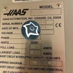Вертикально-фрезерный станок с ЧПУ HAAS TM 3P