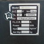 Вертикально-фрезерный станок с ЧПУ Hartford MVP-1060