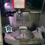 Вертикально-фрезерный станок с ЧПУ HERMLE C 800 U