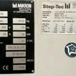 Вертикально-фрезерный станок с ЧПУ Mikron HSM 700 GRAPHITE