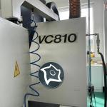 Вертикально-фрезерный станок с ЧПУ SPINNER VC 810