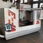 Вертикальный обрабатывающий центр с ЧПУ Haas VF 2