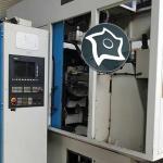 Зубофрезерный станок вертикальный с ЧПУ RICHARDON 300 CNC