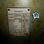 Зубофрезерный вертикальный станок WMW MODUL ZFWZ 250 x 5