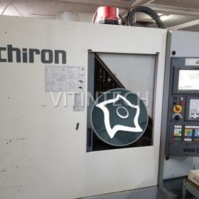 Вертикально-фрезерный обрабатывающий центр Chiron FZ 08 W Magnum