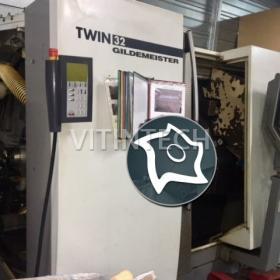 Токарно-фрезерный обрабатывающий центр DMG Gildemeister Twin 32